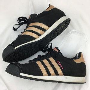 ... Adidas Samoa Sneakers black metallic Samoa Art 10 ...